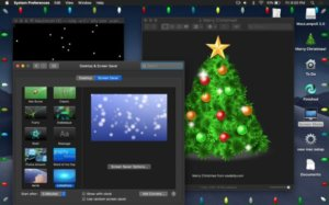 5 Ways to Decorate a Mac Desktop for the Holidays