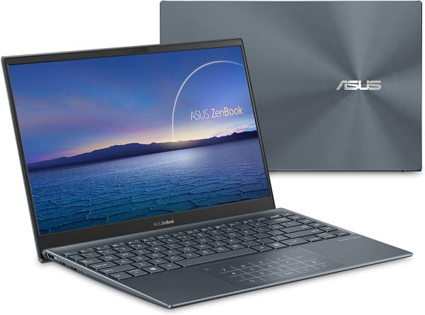 2021 Asus ZenBook 13 - The best 13 inch ultrabook with i7 processor under $1000