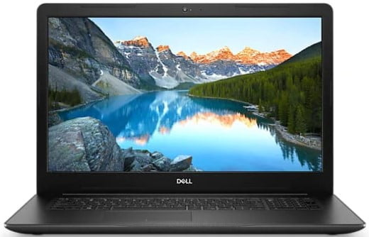 Dell Inspiron 17 3000 17 inch Laptop Powered by i7 Processor