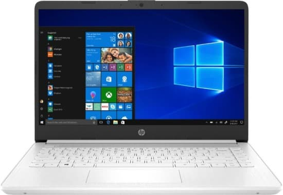 HP 14t 14 inch Laptop - best laptop under $400 for students
