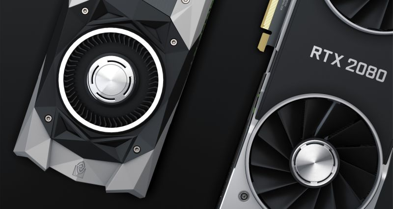 GeForce RTX 2080 Ti consistently shreds all of its competitors - delivering more than 85 FPS on recent releases even in 4K.