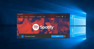 Redesigned Spotify desktop app is now available for Windows 10