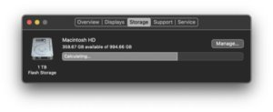 Purgeable Storage Space on Mac: What it is & How to Free It
