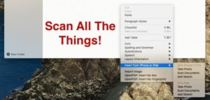 How to Scan Documents with Notes App on Mac