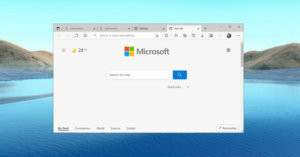 Microsoft Edge font rendering is about to get better on Windows 10