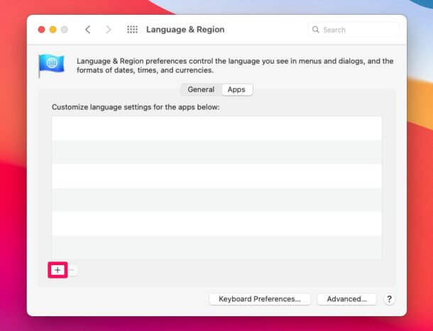 How to Change Language for Specific Apps on Mac