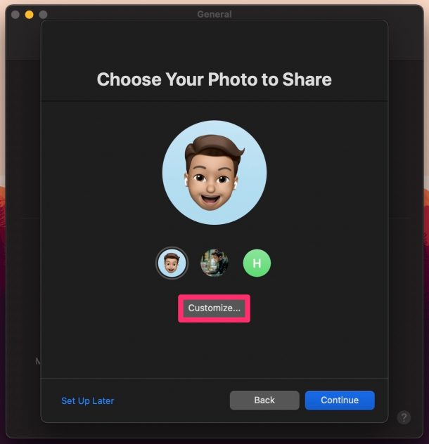 How to Share Profile Name & Picture in Messages for Mac