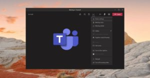 Microsoft Teams to give users greater control over Microsoft Office
