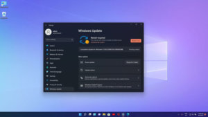 Windows 11 Build 22000.120 (KB5005188) comes with compact menu