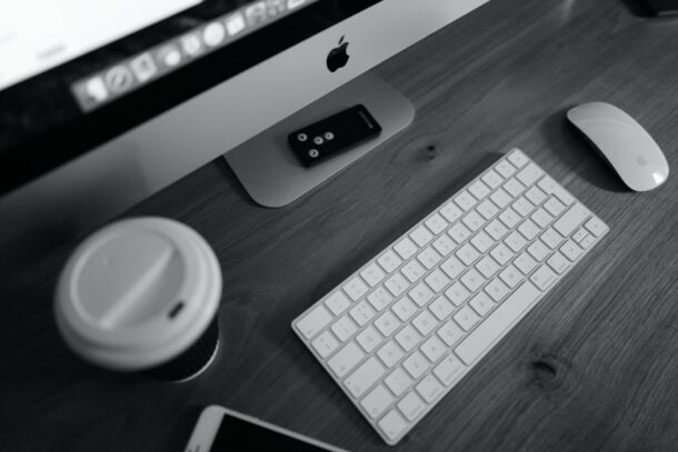 How to Use Keyboard as Mouse on Mac