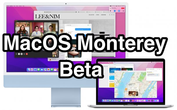 Beta 6 of macOS Monterey Released for Testing